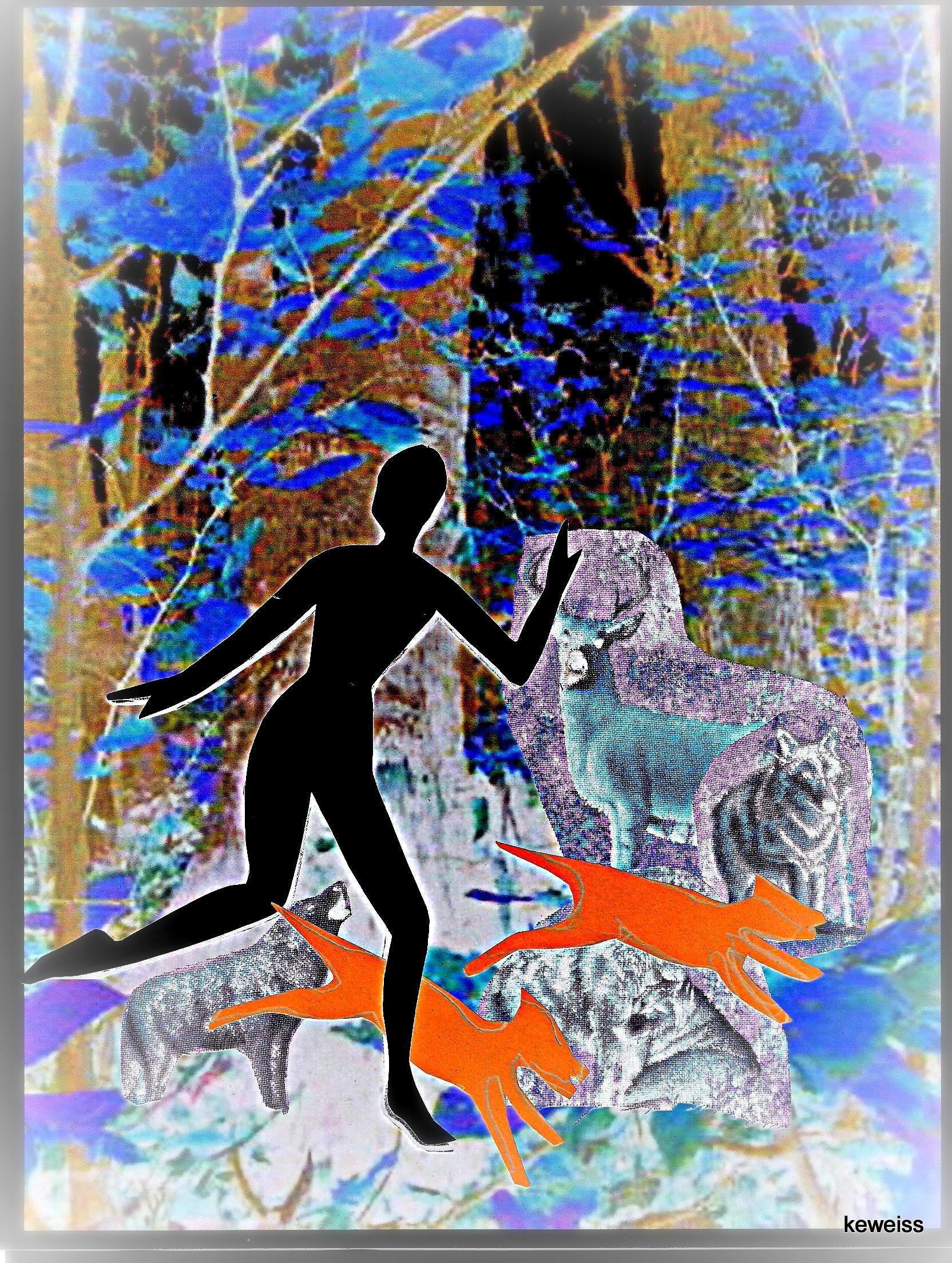 Mock-up Runs w Wolves_HDRish & Lomo-ish